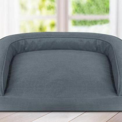 Linen washable pet nest, Autumn and..