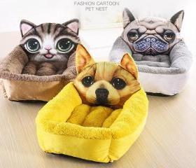 Litter Pet Dog Bed P..